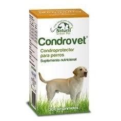 Condrovet - Condroprotector para Perros - 30 comprimidos